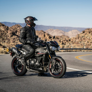 Nouveau Triumph Speed Triple RS